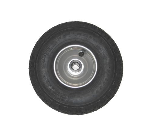 Luftrad,260x85mm.3.00-4,Blockprofil,R20