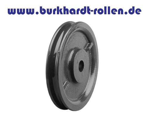 Drahtseilrolle,Grauguss,D300mm,TK 2,4 t - Burkhardt ebay-shop
