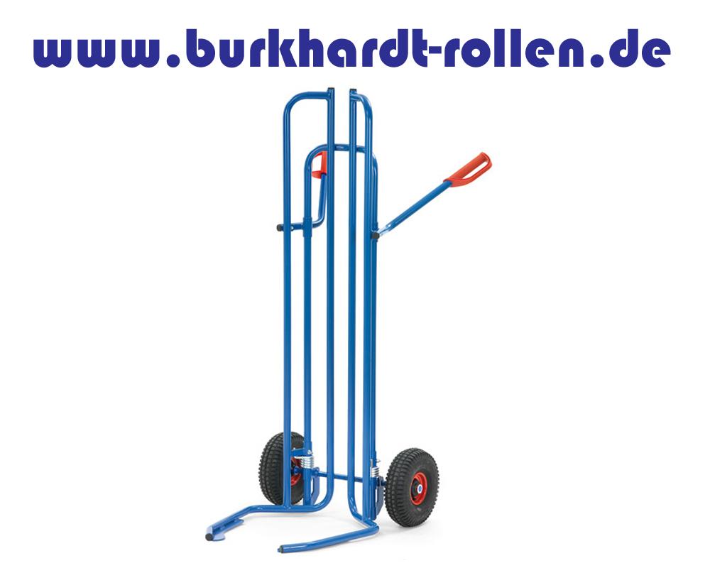 Reifenkarre,TK 200 kg,Vollgumirad 250mm, für bis zu 8 Autoreifen