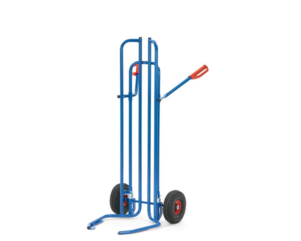 Reifenkarre,TK 200 kg, Luftrad 260mm, für bis zu 8 Autoreifen