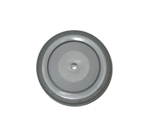 Thermoplastisches Gummi-Rad,D75x23 K6mm