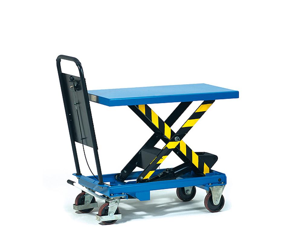 Hubtischwagen 1010x520 mm, TK750 kg