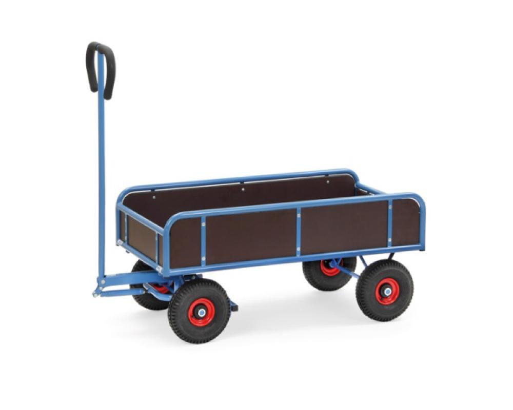 Handwagen mit 4 Wänden 2-Achser 1145x645