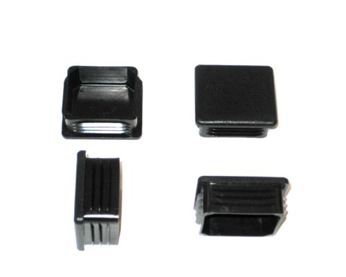 Abdeckkappe,Kunststoff,schwarz,VK60x60mm