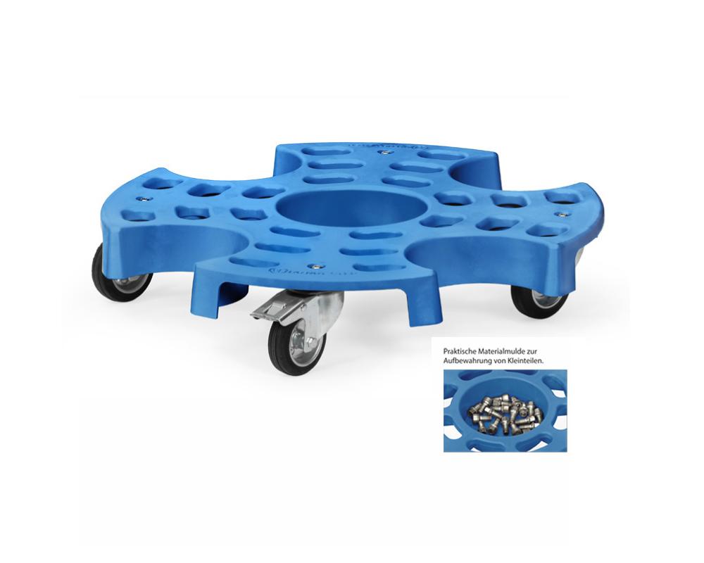 Reifenroller,TK 180 kg,Drm.700mm,LR100mm  für große Autoreifen z.B. SUV
